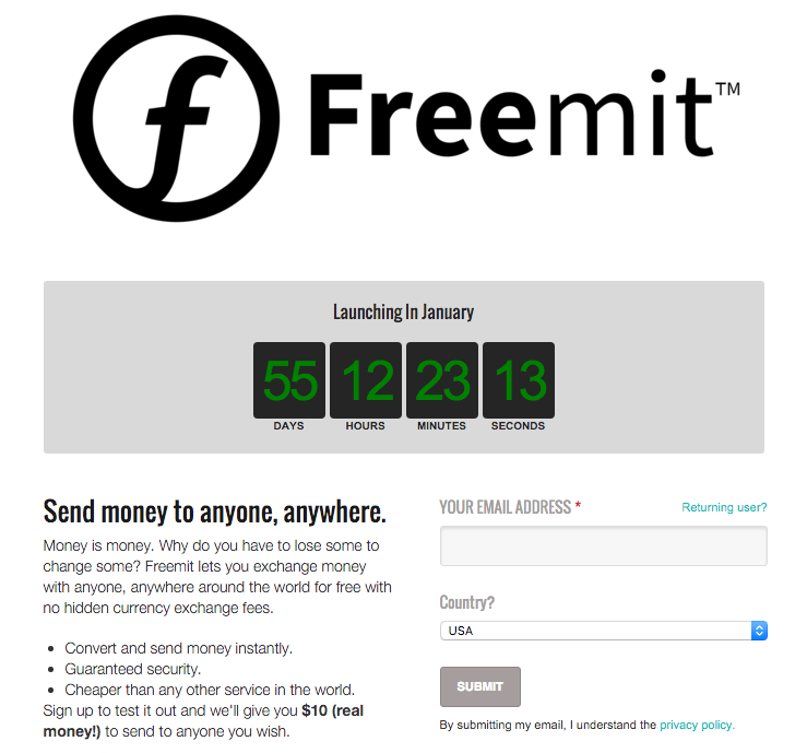 Freemit