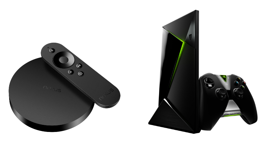 Nexus Player & nVidia SHIELD